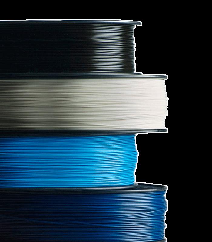 Découvrez la large gamme de fil plastique pour imprimante 3d de Capifil