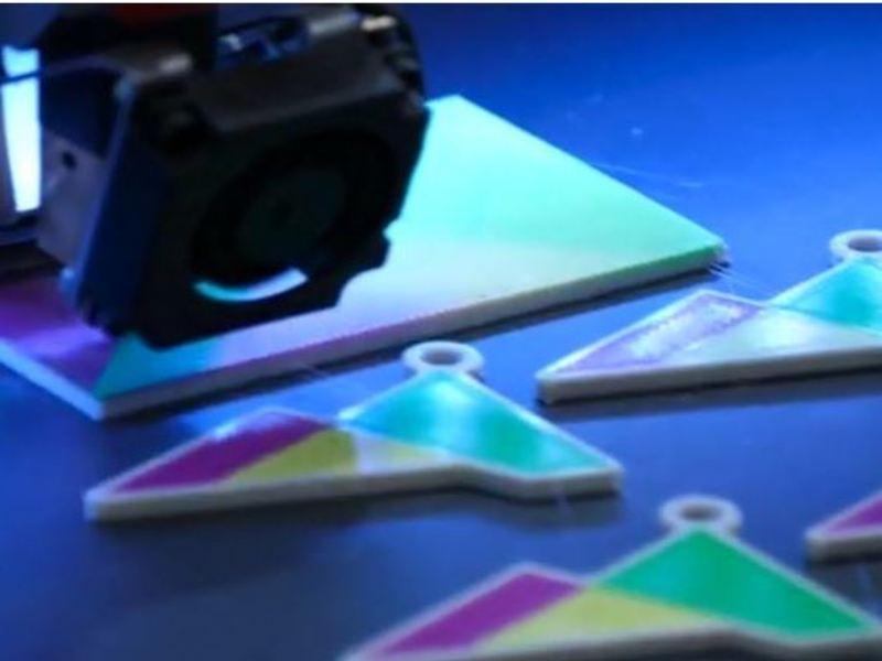 Capifil_extrusion plastique_Salon 3D Print Lyon 2018