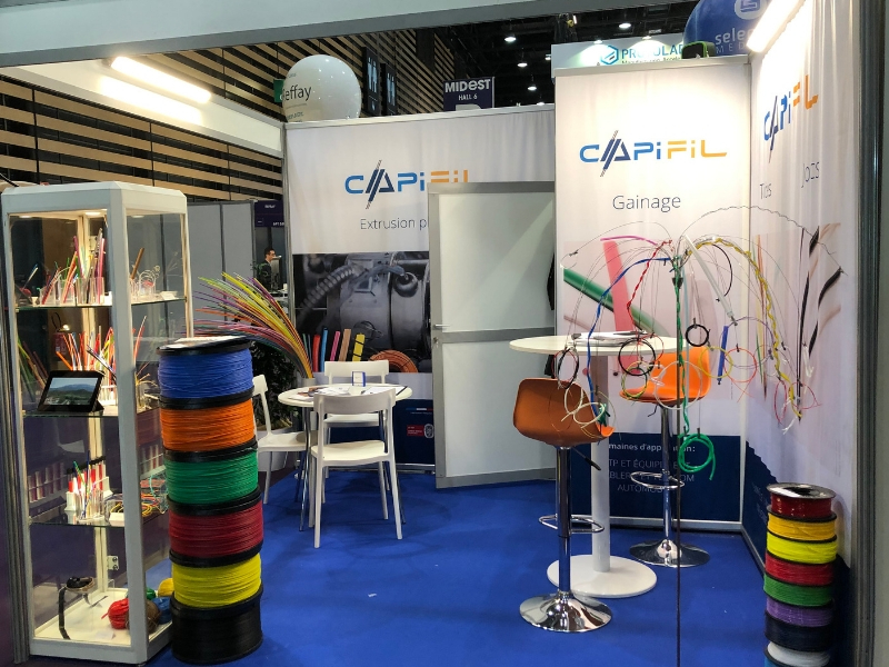 Capifil - Salon MIDEST Lyon