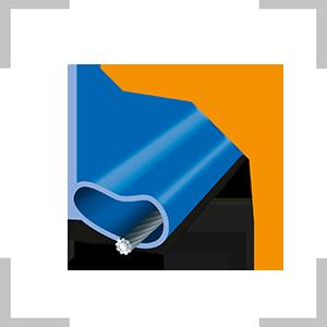 Gainage plastique sur mesure par Capifil
