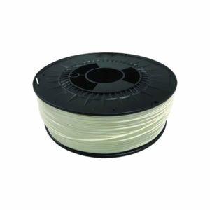 Bobine Filament 3D PLA 1 kg coloris blanc - Fabrication Capifil