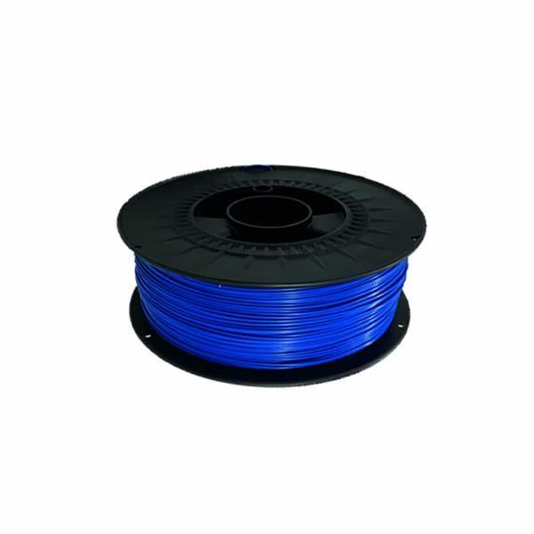 Bobine Filament 3D PLA 1 kg coloris bleu - Fabrication Capifil
