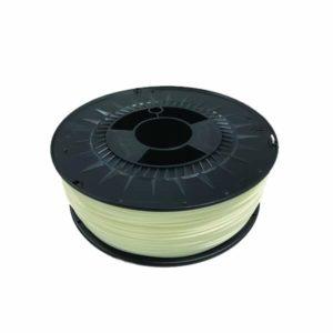 Bobine Filament 3D ABS 800 g coloris naturel - Fabrication Capifil