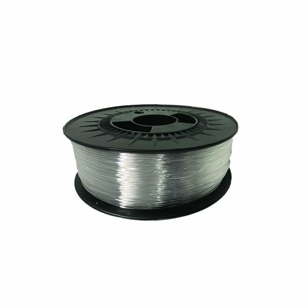 Bobine Filament 3D PC 1 kg coloris naturel - Fabrication Capifil