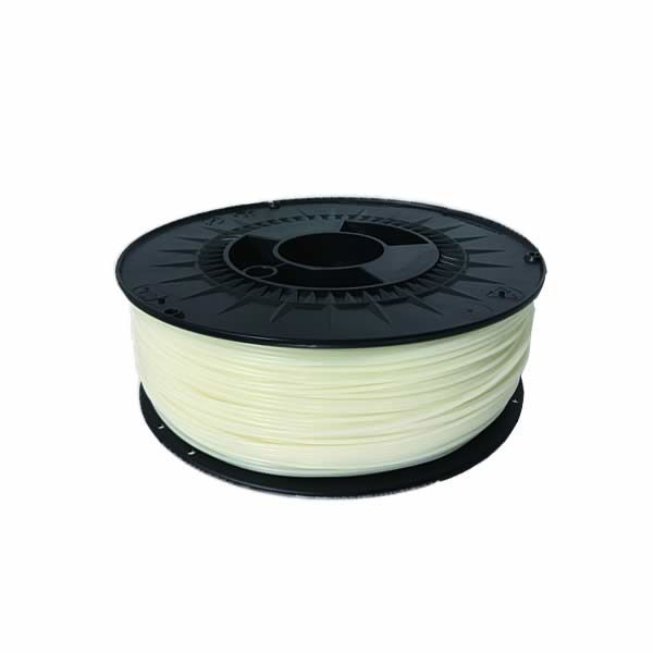 Bobine Filament 3D PLA 1 kg coloris naturel - Fabrication Capifil