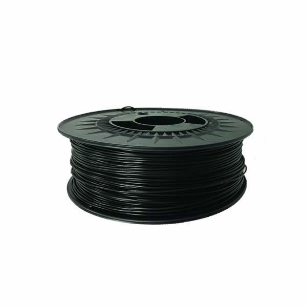 Bobine Filament 3D ABS 800 g coloris noir - Fabrication Capifil