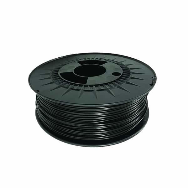 Bobine Filament 3D PA6 1 kg coloris noir - Fabrication Capifil