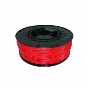 Bobine Filament 3D ABS 800 g coloris rouge - Fabrication Capifil