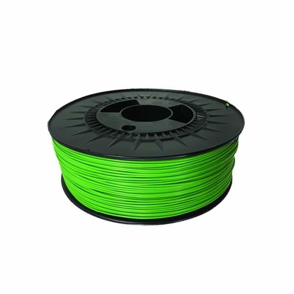 Bobine Filament 3D ABS 800 g coloris vert - Fabrication Capifil