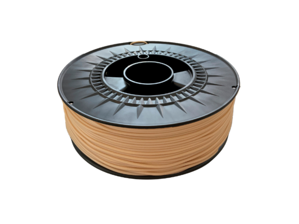 Bobine filament PVC naturel