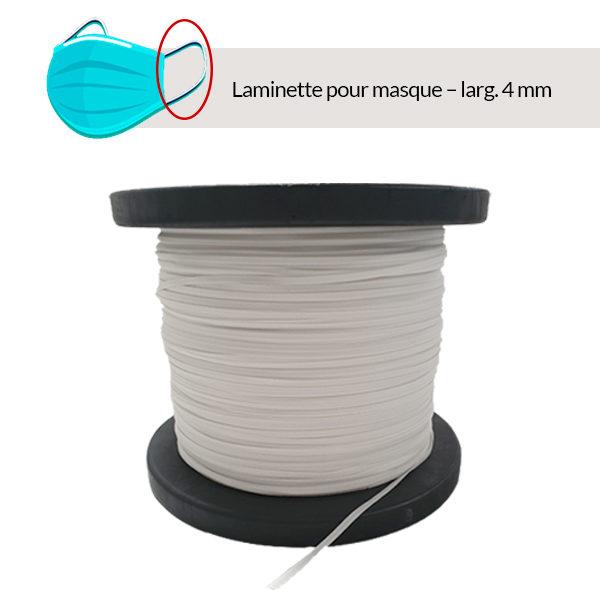 CAPIFIL_e-boutique_Laminette pour masque ISO 10993-10– largeur 4 mm
