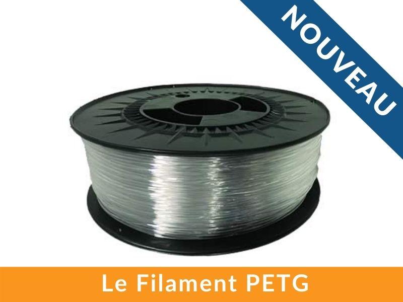Nouveau Filament PETG