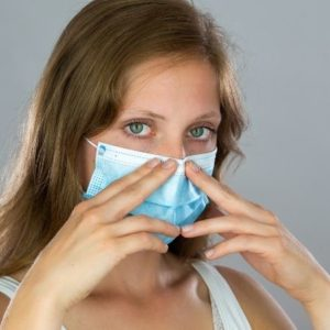Barrette nasale - pince nez pour masque -Capifil