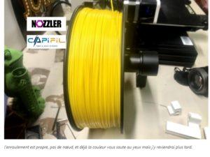 Nozzler teste Capifil - visuel 1