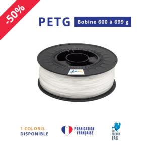 CAPIFIL - Fil imprimante 3D PETG - 600 699G