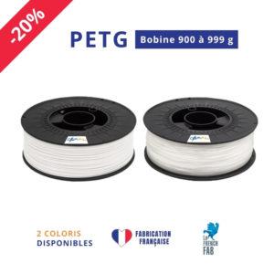 CAPIFIL - Fil imprimante 3D PETG - 900 999G