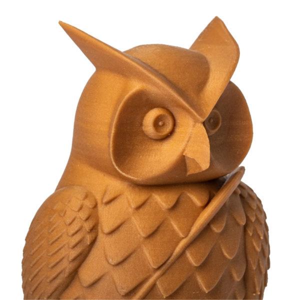 CAPIFIL - Filament 3D PLA Bois 750g coloris bois clair - réalisation 2