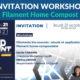 CAPIFIL - invitation workshop filament home compost - 3D Print