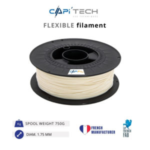 750 g FLEXIBLE 3D printing filament-CAPIFIL