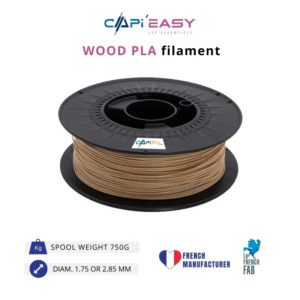 750 g WOOD PLA 3D printing filament-CAPIFIL