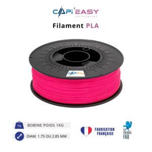 CAPIFIL-Filament 3D ABS 800g coloris rose